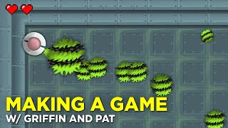 Download MAKING GAMES in GameMaker Studio 2 with Griffin and Pat Video