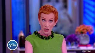 Download Kathy Griffin Says She is Taking Back Her Apology for Trump Photoshoot | The View Video