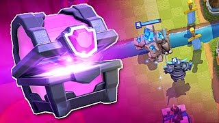 Download MAGICAL MADNESS :: Clash Royale :: MAGICAL CHEST CHALLENGE!? Video