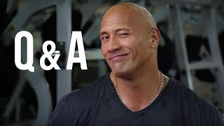 Download The Rock Responds To Your Comments! Seven Bucks September Q&A Video