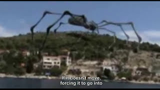 Download Giant genetically modified spider found in Croatia!! Video