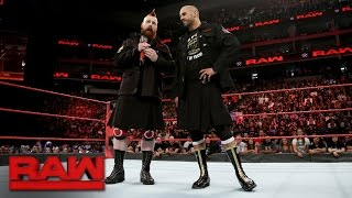 Download Cesaro & Sheamus lash out at the WWE Universe: Raw, May 1, 2017 Video