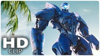 Download PACIFIC RIM 2 UPRISING: 5 Clips from the Movie (2018) Video