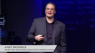 Download Avery Broderick Public Lecture: Images from the Edge of Spacetime Video