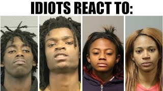 Download IDIOTS REACT TO #BLMKidnapping Video