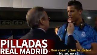 Download Las 11 mayores 'pilladas' de la historia del Real Madrid | Diario AS Video