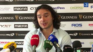 Download ″The RDS is a special place″ - James Lowe   Leinster v Munster Video