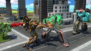 Download Futuristic Robot Battle (by Viking Studio) Android Gameplay [HD] Video
