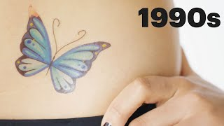 Download 100 Years of Tattoos | Allure Video