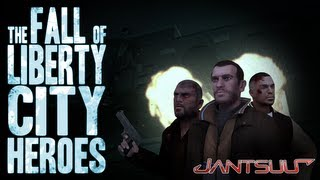 Download The Fall of Liberty City Heroes - GTA IV Movie Video
