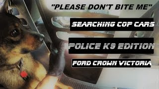 Download Searching Cop Cars K9 Unit Edition Police cruiser explore Ford Crown Victoria Video