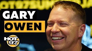 Download Gary Owen Tells CRAZY Stories Of His Family, Going To ″Black Clubs″ + BIG Game Of Thrones Talk Video