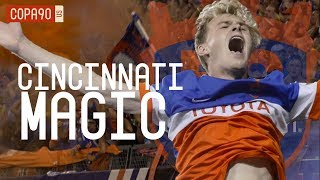 Download Cincinnati to MLS: How FC Cincinnati created a phenomenon in the U.S. Open Cup Video