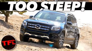 Download Is The 2020 Mercedes GLB a Baby G-Wagon? We Test It Off-Road To Find Out! Video
