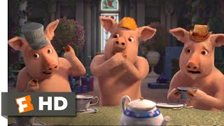 Download Shrek the Third (2007) - Three Little Squealers Scene (5/10) | Movieclips Video