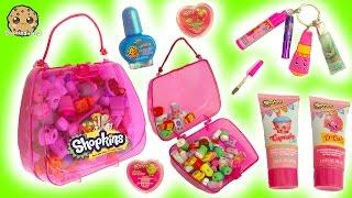 Download Shopkins Bubble Bath, Nail Polish, Lipgloss Makeup & Handbag Surprise at Makeup Spot Playset Video