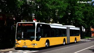 Download Mercedes-Benz Citaro G - ZF 6 HP 604 Power-KICKDOWN! Video