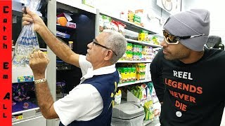 Download Buying ALL THE FISH in WALMART LOL! Video