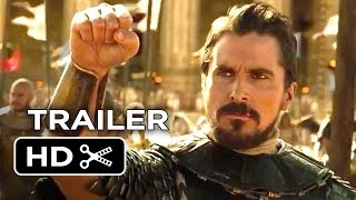 Download Exodus: Gods and Kings Official Trailer #1 (2014) - Christian Bale, Ridley Scott Epic Movie HD Video