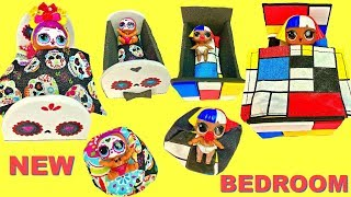 Download LOL Surprise Mansion House with Custom Bedrooms for Shapes and Bebe Bonita Video