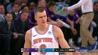 Download L.A. Lakers at New York from 12/12/2017 Video