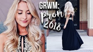 Download GET READY WITH ME: PROM 2018! Video