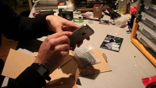 Download HOW TO: Add metal back to iPhone 4 in under 5 minutes. DIY Video
