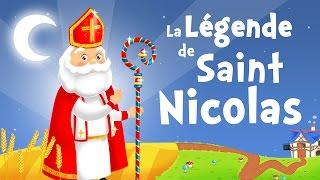 Download La légende de Saint Nicolas (chanson pour petits avec paroles) Video