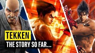 Download Tekken   Complete Story Breakdown   Mishima Blood Feud   Tekken 1 – 7 Video