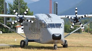 Download Short SC-7 Skyvan Engine Start-Up and Takeoff Video