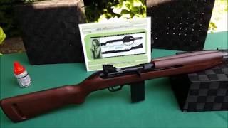 Download Springfield M1 Carbine 4,5 mm SBB Co2-AirVenturi / FirstLook & Schiessen by WPU Video