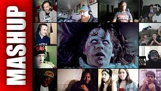 Download Try Not to Get Scared *Hard Challenge (The Exorcist) Reactions Mashup Video