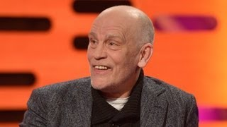 Download John Malkovich on finding a woman in his garden - The Graham Norton Show - BBC One Video