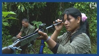 Download Farc guerrillas: last days of blood in Colombia Video