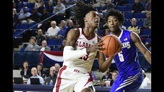 Download Men's Basketball Highlights - Alabama 82, Memphis 70 Video