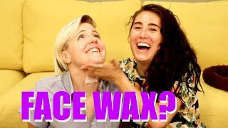 Download WAX ME ANYTHING! (Face Waxing + Q&A!) Video