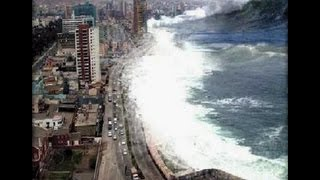 Download The Most Terrifying Tsunami Video Ever Video