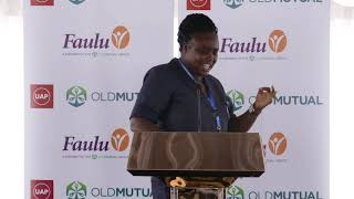 Download UAP Old Mutual Faulu Foundation Mama Lucy Kibaki Hospital Partnership Signing Video