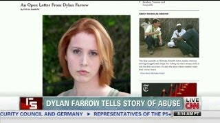 Download Dylan Farrow tells story of abuse Video