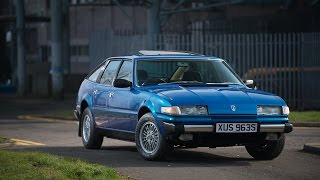 Download Rover SD1 3500 restoration Video