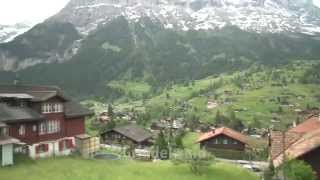 Download Jungfrau Switzerland via Interlaken and Grindelwald Video