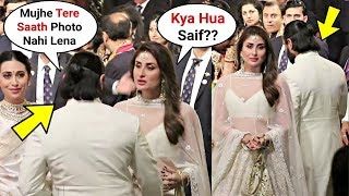 Download Kareena Kapoor And Saif Ali Khan Fight At Isha Ambani Wedding Video