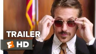 Download The Nice Guys Official Trailer #3 (2016) - Ryan Gosling, Russell Crowe Movie HD Video