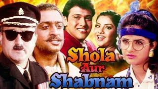 Download Shola Aur Shabnam Full Movie   Govinda Hindi Comedy Movie   Divya Bharti   Bollywood Comedy Movie Video