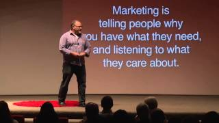 Download Making sense of marketing in the digital age: Mike Osswald at TEDxToledo Video