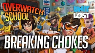 Download Overwatch Tactics School! Choke Breaking Tutorial! Video