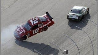 Download NASCAR's Biggest Airborne Crashes Video
