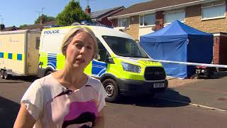 Download Health worker arrested in connection to Countess of Chester Hospital baby deaths - 5 News Video
