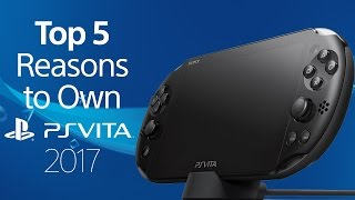 Download Top 5 Reasons to Own a PlayStation Vita | 2017 Video