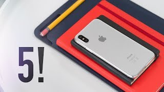 Download iPhone X: Top 5 Questions Answered! Video